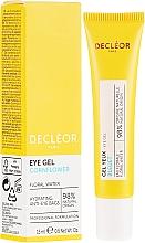 Parfums et Produits cosmétiques Gel hydratant contour des yeux - Decleor Hydra Floral Everfresh Hydrating Wide-Open Eye Gel