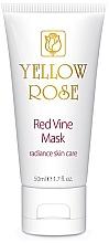 Parfums et Produits cosmétiques Masque aux polyphénols de raisin rouge (tube) - Yellow Rose Red Vine Mask