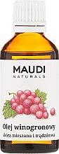 Parfums et Produits cosmétiques Huile de pépins de raisin 100% naturelle - Maudi