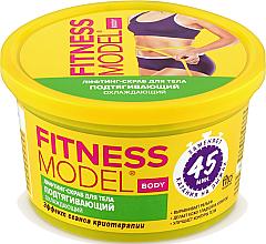 Parfums et Produits cosmétiques Gommage rafraîchissant liftant pour corps - FitoKosmetik Hair Fitness Model