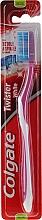 Parfums et Produits cosmétiques Brosse à dents, moyenne, rose - Colgate Whitening Medium Toothbrush