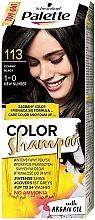 Parfums et Produits cosmétiques Shampooing colorant à l'huile d'argan - Schwarzkopf Palette Color Shampoo