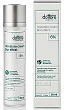 Parfums et Produits cosmétiques Crème à l'extrait de camélia pour visage - Dottore Rossatore Cream Blur Effect