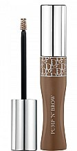 Parfums et Produits cosmétiques Mascara sourcils woterproof - Dior Diorshow Pump 'N' Brow