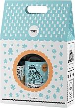 Parfums et Produits cosmétiques Yope Biscuits d'hiver - Set (gel douche/400ml + savon/500ml + baume/300ml)