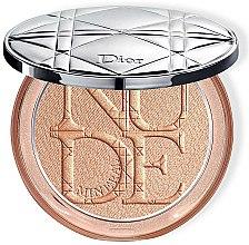 Parfums et Produits cosmétiques Enlumineur minéral en poudre - Dior Diorskin Mineral Nude Luminizer Powder