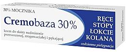Parfums et Produits cosmétiques Crème à l'urée pour pieds sèches, calleuses et gercées - Farmapol Cremobaza 30%