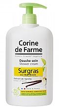 Parfums et Produits cosmétiques Crème de douche à l'extrait de vanille - Corine De Farme Shower Cream