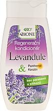 Parfums et Produits cosmétiques Après-shampooing à la lavande et panthénol - Bione Cosmetics Lavender Regenerative Hair Conditioner