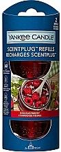 Parfums et Produits cosmétiques Recharges pour diffuseur de parfum électrique Framboise rouge - Yankee Candle Red Raspberry