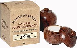 Parfums et Produits cosmétiques Parfum solide, Rose - Shamasa