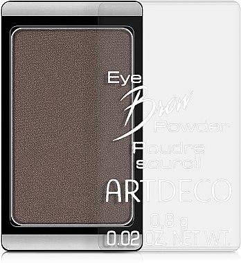 Poudre sourcils - Artdeco Eye brow Powder