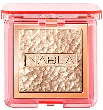 Parfums et Produits cosmétiques Enlumineur en poudre - Nabla Skin Glazing Highlighter