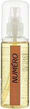 Parfums et Produits cosmétiques Cristaux liquide aux huiles précieuses pour cheveux - Brelil Professional Numero Illuminating Crystals With Precious Oils
