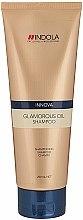 Parfums et Produits cosmétiques Shampooing à l'huile d'argan - Indola Innova Glamorous Oil Shampoo