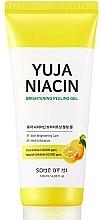Parfums et Produits cosmétiques Gel exfoliant et éclaircissant pour visage - Some By Mi Yuja Niacin Brightening Peeling Gel