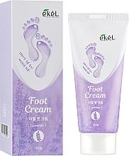 Parfums et Produits cosmétiques Crème à la lavande pour pieds - Ekel Foot Cream