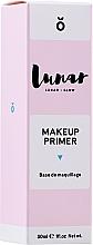 Parfums et Produits cosmétiques Base de maquillage sans parabènes - Lunar Makeup Primer