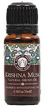 Parfums et Produits cosmétiques Huile aromatique aux huiles essentielles Krishna - Song of India Krishna Musk Oil