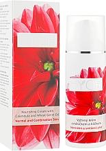 Parfums et Produits cosmétiques Crème au calendula pour visage - Ryor Nourishing Cream With Calendula And Wheat Germ Oil