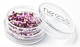 Parfums et Produits cosmétiques Paillettes à ongles, triangles - Neess Blink Effect Jet Decoration