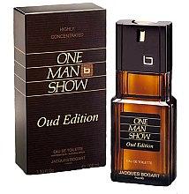 Parfums et Produits cosmétiques Bogart One Man Show Oud Edition - Eau de toilette
