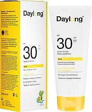 Parfums et Produits cosmétiques Lait solaire liposomal SPF 30 - Daylong Baby SPF 30