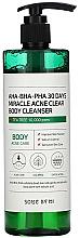 Parfums et Produits cosmétiques Gel nettoyant à l'acide salicylique pour corps - Some By Mi AHA-BHA-PHA 30 Days Miracle Acne Clear Body Cleanser