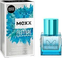 Parfums et Produits cosmétiques Mexx Festival Splashes Man - Eau de toilette
