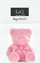 Parfums et Produits cosmétiques Savon artisanal à l'arôme de cerise, Petit ours - LaQ Happy Soaps Natural Soap