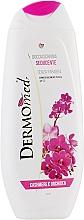 Parfums et Produits cosmétiques Gel douche, Cachemire et Orchidée - Dermomed Shower Gel Cashmere Orchid