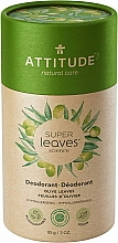 Parfums et Produits cosmétiques Déodorant stick à l'extrait de feuilles d'olivier - Attitude Super Leaves Deodorant Olive Leaves