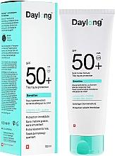 Parfums et Produits cosmétiques Gel-crème solaire pour peaux sensibles - Daylong Sensitive Gel-Creme SPF 50+