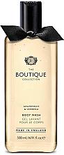 Parfums et Produits cosmétiques Gel douche au pamplemousse et verveine - Grace Cole Boutique Grapefruit & Verbena Body Wash