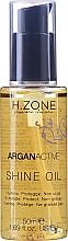 Parfums et Produits cosmétiques Sérum à l'huile d'argan pour cheveux - H.Zone Argan Active Shine Oil Serum