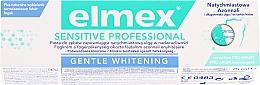 Parfums et Produits cosmétiques Dentifrice - Elmex Professional Sensitive Professional Gentle Whitening