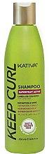 Parfums et Produits cosmétiques Shampooing pour cheveux bouclés - Kativa Keep Curl Shampoo