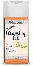 Parfums et Produits cosmétiques Huile démaquillante pour peaux mixtes - Nacomi Cleansing Oil Make Up Remover