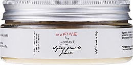 Parfums et Produits cosmétiques Pommade coiffante à l'aloe vera - BioBotanic BeFine Styling Pomade