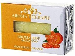 Parfums et Produits cosmétiques Savon naturel à l'orange et mandarine - Styx Naturcosmetic Seife