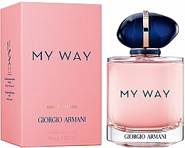 Giorgio Armani My Way - Eau de Parfum — Photo N4