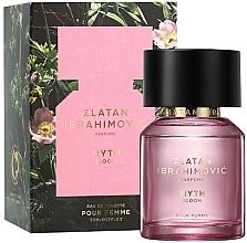 Parfums et Produits cosmétiques Zlatan Ibrahimovic Myth Bloom - Eau de toilette