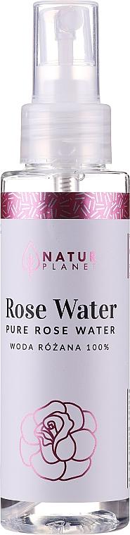 Eau de rose - Natur Planet Pure Rose Water