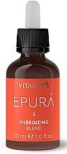 Parfums et Produits cosmétiques Concentré énergisant pour cuir chevelu - Vitality's Epura Energizing Blend