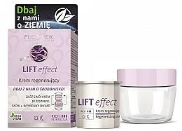Parfums et Produits cosmétiques Crème régénérante pour visage (pot + recharge) - Floslek Lift Effect Regenerating Cream