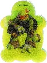 Parfums et Produits cosmétiques Éponge de bain pour enfants, Les tortues Ninja , Michelangelo 2 - Suavipiel Turtles Bath Sponge