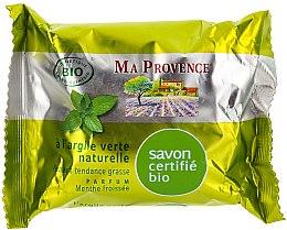 Parfums et Produits cosmétiques Savon à l'argile verte naturelle - Ma Provence Nature Soap