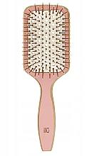 """Parfums et Produits cosmétiques Brosse à cheveux en bambou """"BambooM. Sweet Tangerine"""" - Ilu Bamboo Hair Brush"""