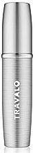 Parfums et Produits cosmétiques Vaporisateur de parfum rechargeable, argent - Travalo Lux Silver Refillable Spray