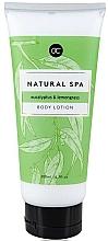 Parfums et Produits cosmétiques Lotion pour corps, Eucalyptus et Citronnelle - Accentra Natural Spa Eucalyptus & Lemongrass Body Lotion